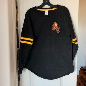 VS PINK ASU Sun Devil Long Sleeve Shirt
